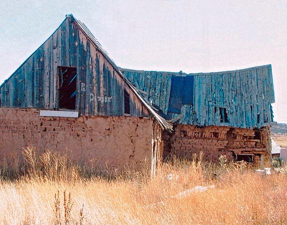 Old Barn, Los Ojos, NM